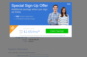 bluehost discount coupon link