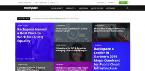 rackspace blog