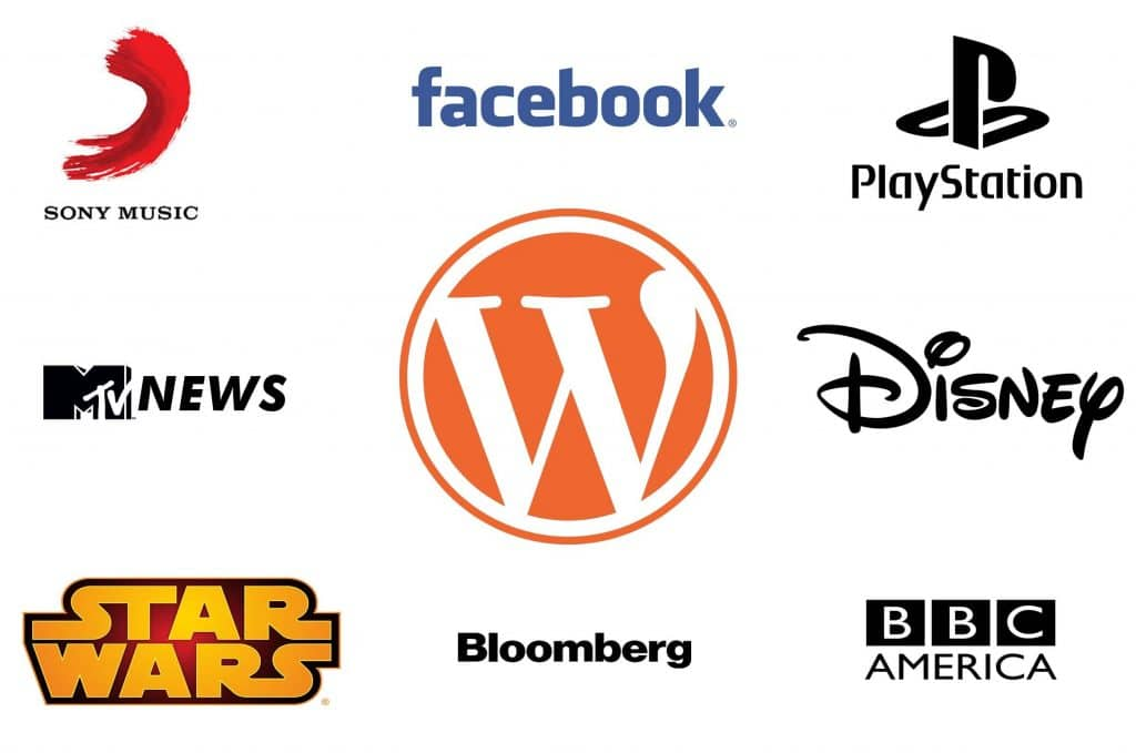 Photo of 30+ Most Important Big Name Brands that are Using WordPress